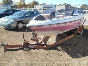Salvage Boat Euro Sport 19