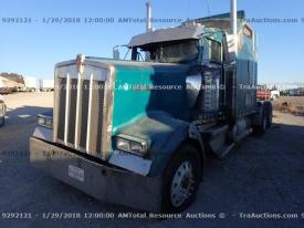 Salvage KENWORTH MOTOR TRUCK W900